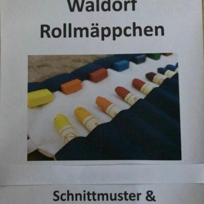 Waldorf-Rollmäppchen, DIY-Material + Anleitung