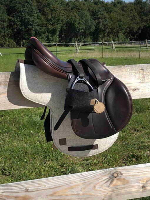 Tasche für Mono-Steigbügel Reitsport