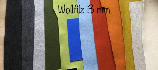 Wollfilz - Filzplatten - Sattelfilz