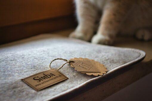 Katzenkissen Katzeninsel, individuell