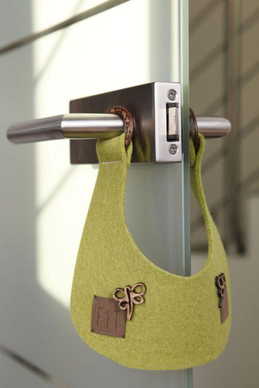 Türstopper, Filzstopper verschiedene Farben