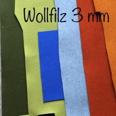 Wollfilz - Filzplatten - Filzstücke - Reststücke